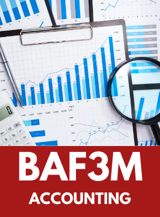 BAF3M, Financial Accounting Fundamentals Online Course