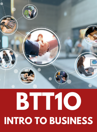 BTT1O Grade 9 Information and Communication Technology in Business Online Course