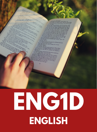ENG1D Grade 9 English Online Course