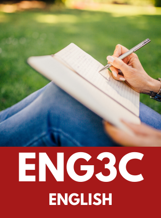ENG3C, English Online Course