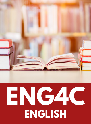 ENG4C, Grade 12 College English Online Course