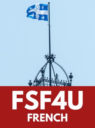 FSF4U, French