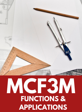 MCF3M, Principles of Mathematics Online Course