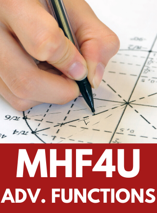 MHF4U, Grade 12 Advanced Functions Online Course