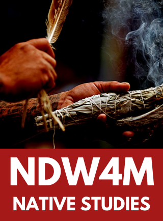NDW4M, Contemporary Indigenous Issues & Perspectives in a Global Context Online Course