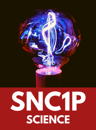 SNC1P Grade 9 Science Online Course