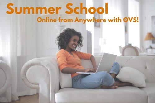 Ontario Virtual School Summer School