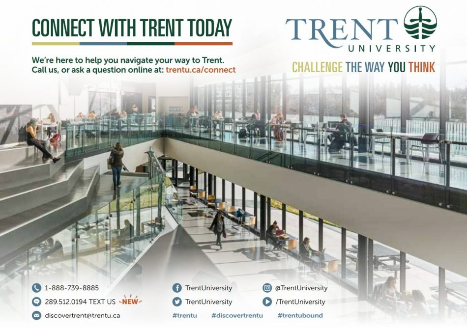 Trent University contact