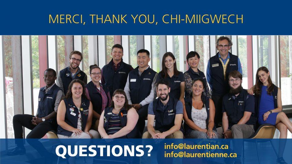 Laurentian University contact