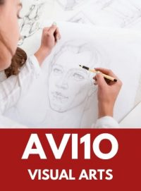 Grade 9 Visual Arts image