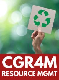 Grade 12 Environment Resource Management image