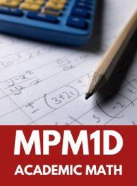 Grade 9 Principles of Mathematics image