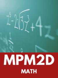 Grade 10 Principles of Mathematics image