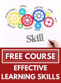 Developing Effective Learning Skills image